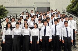 17日に第51回発表会を行う佐賀大学混声合唱団「コーロ・カンフォーラ」