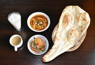さが食べある記 インド料理ナマステのカレー