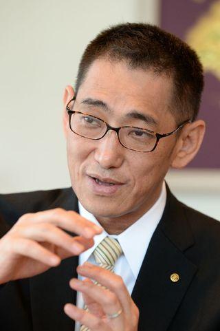 「給料、休日、希望」の改革推進 松尾建設・松尾哲吾社長(47歳)