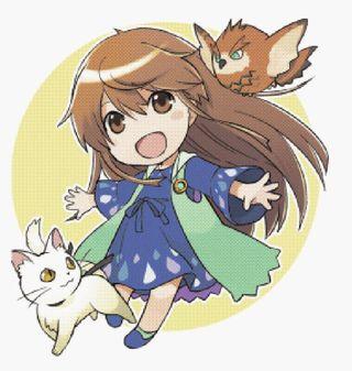 青い鳥文庫 妖界ナビ☆ルナ(25) 嵐(あらし)のあとで