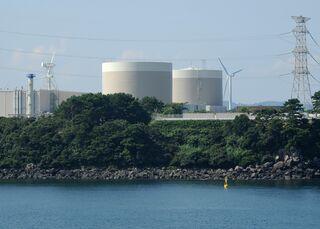 使用済み核燃料プールの冷却設備停止 撤去に向け水温調査 廃炉作業の玄海1、2号機