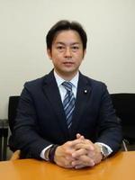 自民・福岡資麿参院議員(43)