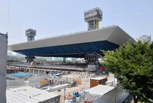 東京都が五輪会場の状況を公開