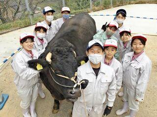 和牛甲子園、唐津南高が優良賞 丹念育成、取組評価部門で初の入賞