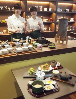 お茶の水でお茶ずくめ 日本茶食すレストラン