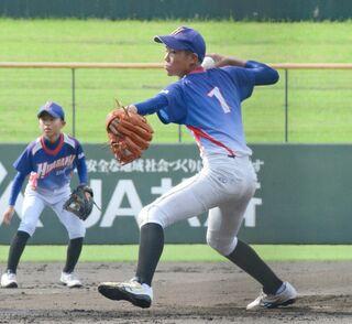<NTT西日本杯佐賀県少年野球>玉島平原少年長打力光る
