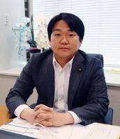 自民・山下雄平参院議員(37)