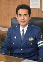 白石署 小川博司さん(52)