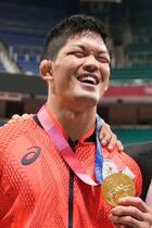 柔道大野が2連覇、卓球は初の金