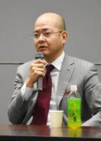 「もしドラ」の著者、岩崎夏海さん