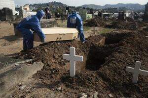 ブラジル死者、世界2番目 コロナ、感染82万人に急増 全国の ...