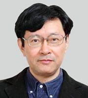 稲賀繁美氏