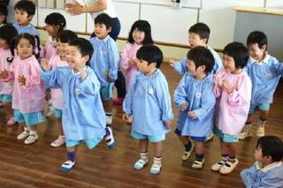 【動画】鳳鳴乃里幼稚舎茄子組(年少)
