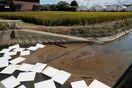 <佐賀豪雨>全壊250万円補償 油流出の家屋被害