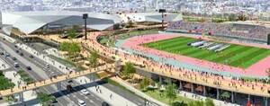 SAGAサンライズパークのイメージ(佐賀県提供)
