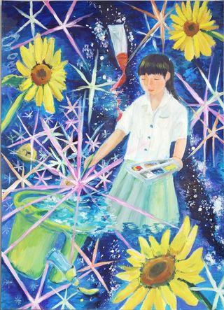 Vol.323 県高校総文祭ポスター原画優秀作品