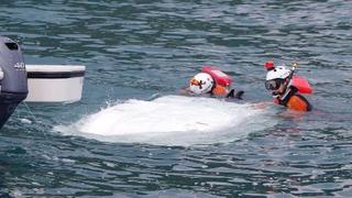 ボートで海釣りの小6死亡、岩手