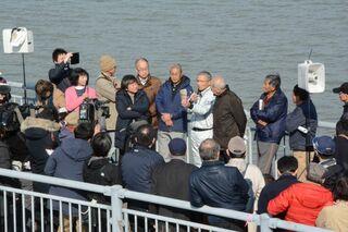 裁判長期化で関心低下懸念 長崎で諫早開門派集会