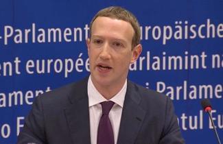 政府、フェイスブックに初の指導