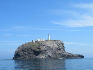 <まつらの海から(10)>灯台勤務