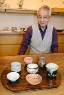 唐津焼の実力派7作家の酒器90点展示 5日から有田町で