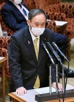 首相、「桜見る会」の再調査拒否