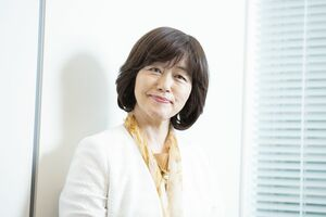 非営利団体コドモノミカタ代表理事の井桁容子さん(提供写真)