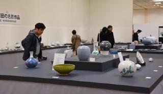 福岡三越で「400年 有田の魅力展」