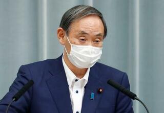 菅氏、台湾の蔡総統2期目に祝意