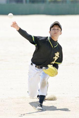 佐賀北4連覇 軟式野球定時制通信制県大会