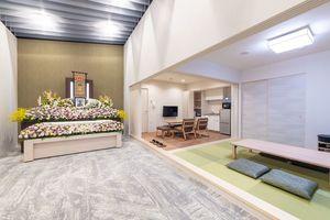 メモリードの県内18番目の斎場となったメモリードホール高木瀬=佐賀市