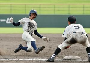 2回戦・厳木-武雄=みどりの森県営球場