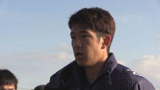 開幕に向けインタビュー 林彰洋選手