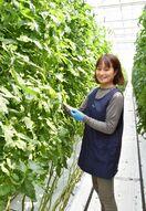 <農に夢のせて>④吉永和美さん(43)女性でもハンディな…