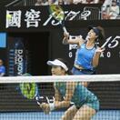 全豪テニス、青山組は8強ならず