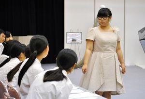 緑ドレス専門学校が講習会