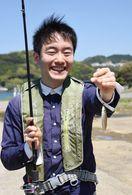 初釣果は大漁? 伊万里で海釣りに挑戦