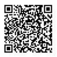 多久市ウェブサイトのQRコード