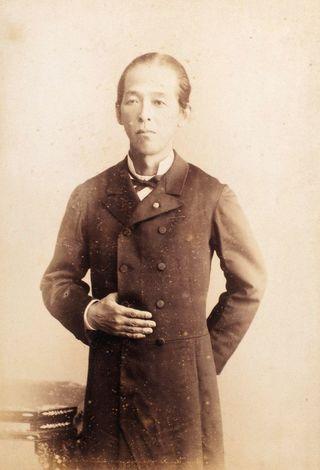 さが維新ひと紀行(24)「米欧回覧実記」の歴史学者 久米邦武(1839~1931)