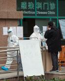 新型肺炎疑い、初の日本人死者