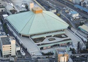 大相撲7月場所、観客制限し開催