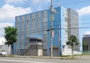 オウム真理教の後継団体「アレフ」の国内最大規模の拠点=札幌市白石区