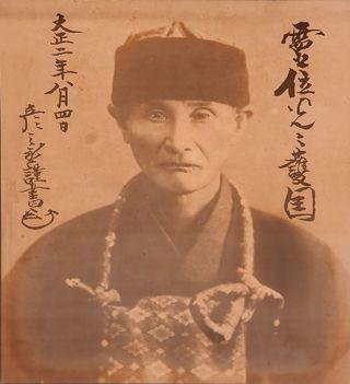 さが維新ひと紀行(20)中林梧竹(1827~1913)