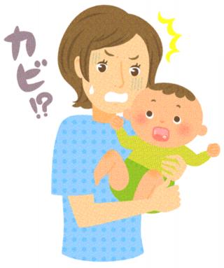 Dr.ハマサキの すこやか こども診察室 赤ちゃんの口の中の白い付着物