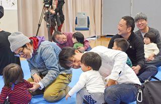 パパをもっと楽しもう! 神埼市で子育てイベント