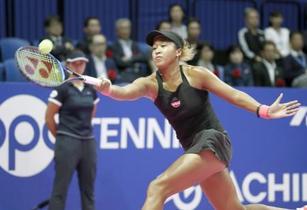 テニス、大坂が2年ぶり決勝へ