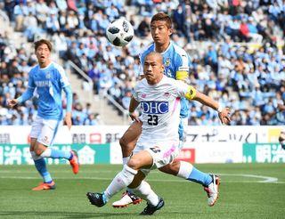 後半一瞬の隙突かれる 磐田1―0鳥栖