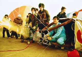 <夢ふわりバルーンフェスタ40年(1)>大会の航跡