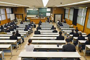 大学入学共通テスト 佐賀県内では…
