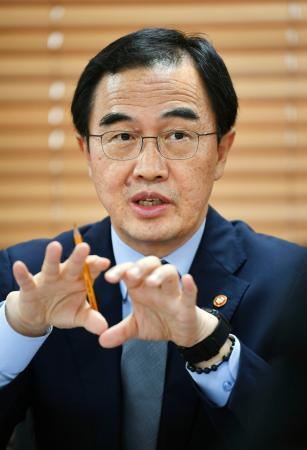 日本は「重要パートナー」